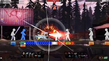 Screenshot1 - One Finger Death Punch 2