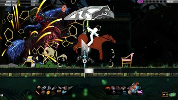 Screenshot8 - One Finger Death Punch 2