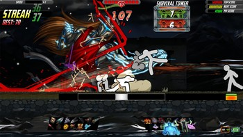 Screenshot5 - One Finger Death Punch 2