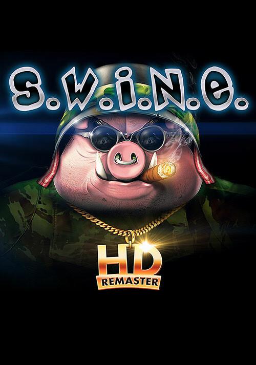 S.W.I.N.E. HD Remaster - Cover / Packshot