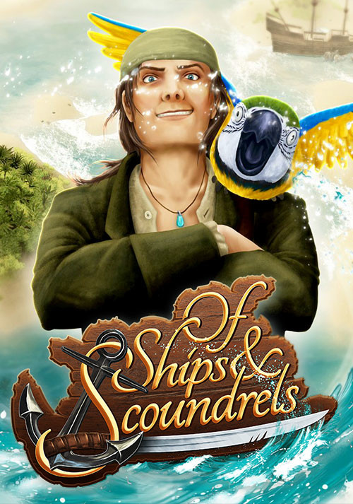 Of Ships & Scoundrels - Cover / Packshot