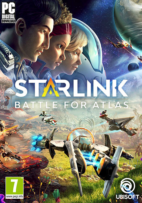 Starlink: Battle for Atlas - Cover