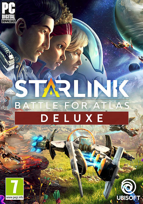 Starlink: Battle for Atlas - Deluxe Edition - Cover / Packshot