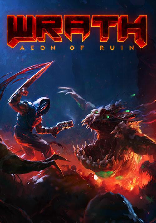 WRATH: Aeon of Ruin - Cover
