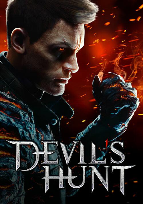 Devil's Hunt - Cover