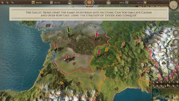 Screenshot1 - Field of Glory: Empires - Masters Edition