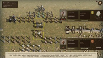 Screenshot2 - Field of Glory: Empires - Masters Edition