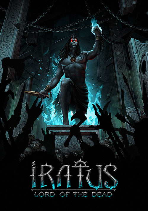 Iratus: Lord of the Dead - Cover