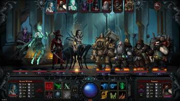 Screenshot1 - Iratus: Lord of the Dead