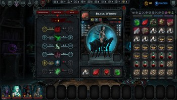 Screenshot2 - Iratus: Lord of the Dead - Supporter Pack