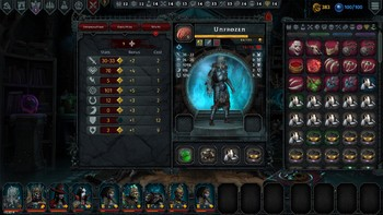 Screenshot6 - Iratus: Lord of the Dead - Supporter Pack
