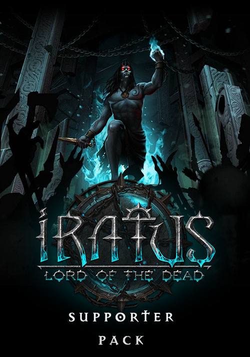 Iratus: Lord of the Dead - Supporter Pack - Cover