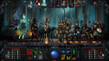 Screenshot1 - Iratus: Lord of the Dead - Supporter Pack