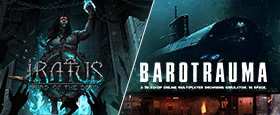 Iratus: Lord of the Dead & Barotrauma Bundle