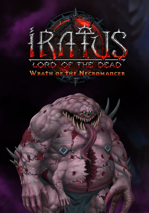 Iratus: Lord of the Dead - Wrath of the Necromancer - Cover / Packshot