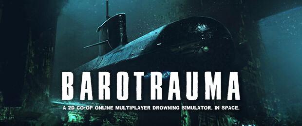 Dickes Update für Early-Access-Titel Barotrauma: The Beasts Within jetzt verfügbar