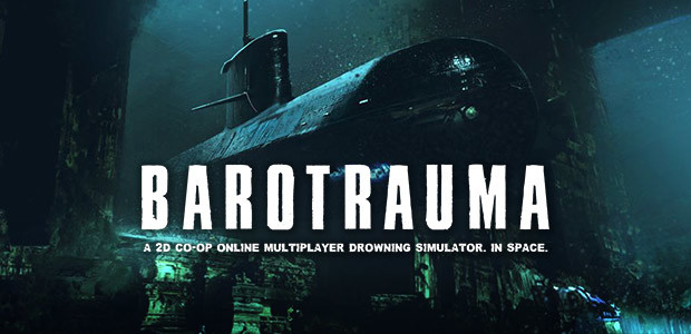 Barotrauma - Cover / Packshot