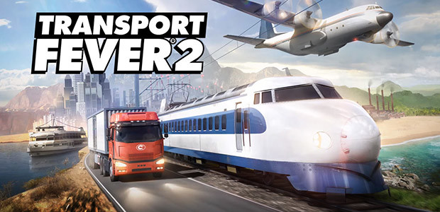 Transport Fever 2 - Cover / Packshot
