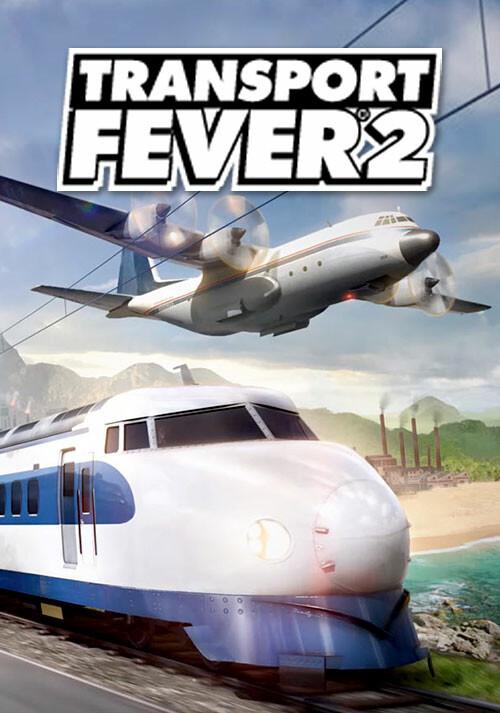 Transport Fever 2 - Cover / Packshot
