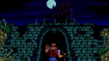 Screenshot1 - Castlevania Anniversary Collection