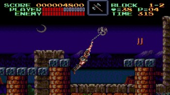 Screenshot9 - Castlevania Anniversary Collection