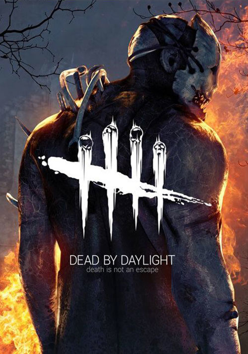 Dead by Daylight - Cover