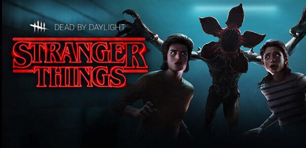Dead by Daylight - Stranger Things Chapter - Cover / Packshot