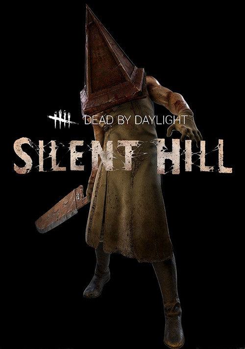 Dead By Daylight - Silent Hill Chapter - Cover / Packshot