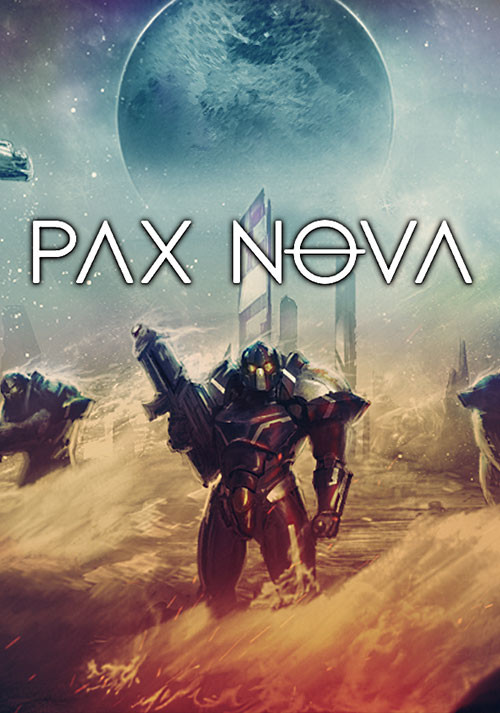 Pax Nova - Cover