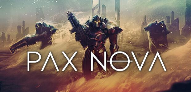 Pax Nova - Cover / Packshot