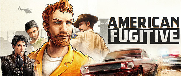 Open World Sandbox Action game American Fugitive is Now Available!
