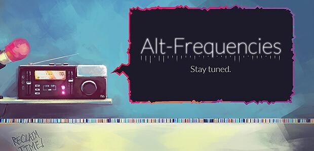 Alt-Frequencies - Cover / Packshot