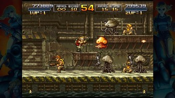 Screenshot1 - METAL SLUG 2