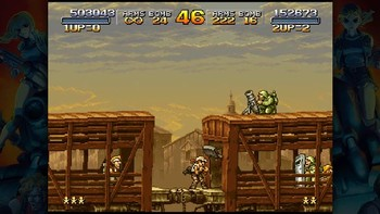 Screenshot6 - METAL SLUG 2