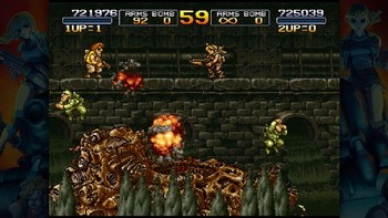 Screenshot7 - METAL SLUG 2