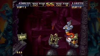 Screenshot8 - METAL SLUG 2