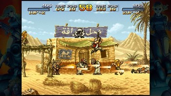 Screenshot9 - METAL SLUG 2