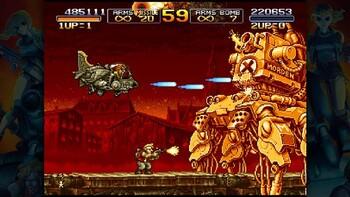 Screenshot3 - METAL SLUG 2