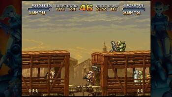 Screenshot6 - METAL SLUG 2