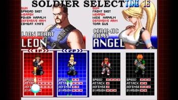 Screenshot10 - SHOCK TROOPERS 2nd Squad