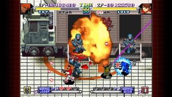 Screenshot1 - SHOCK TROOPERS 2nd Squad