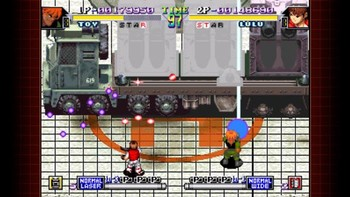 Screenshot3 - SHOCK TROOPERS 2nd Squad