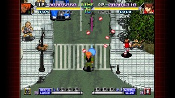 Screenshot7 - SHOCK TROOPERS 2nd Squad