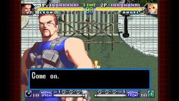 Screenshot9 - SHOCK TROOPERS 2nd Squad