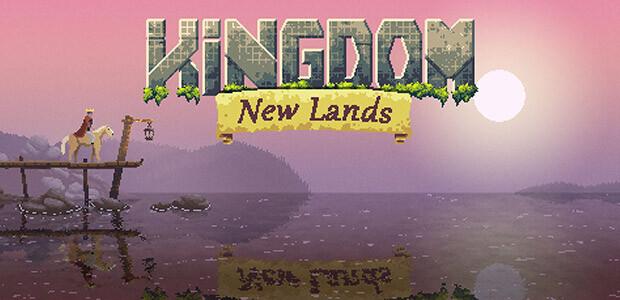 Kingdom: New Lands - Cover / Packshot