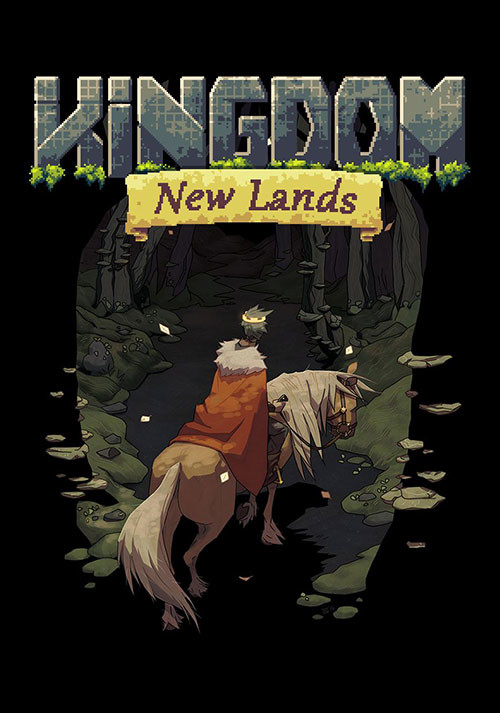 Kingdom: New Lands - Cover