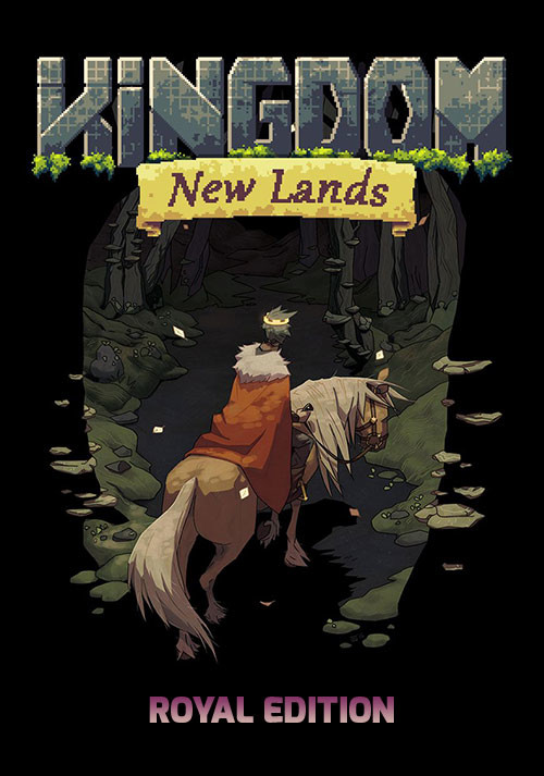 Kingdom: New Lands Royal Edition - Cover / Packshot