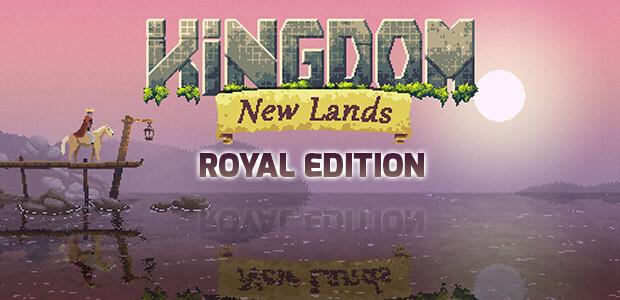 Kingdom: New Lands Royal Edition - Cover / Packshot