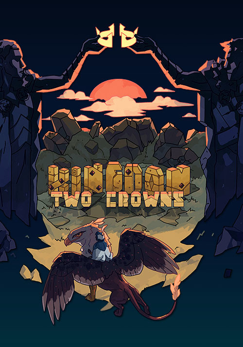 Kingdom Two Crowns - Cover / Packshot