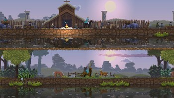 Screenshot2 - Kingdom Two Crowns: Royal Edition